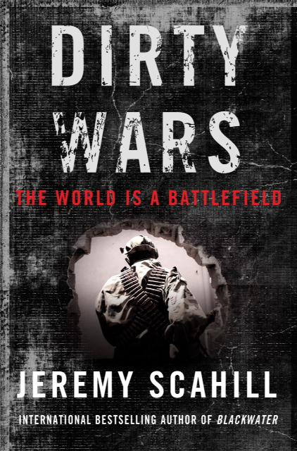 Jeremy Scahill talks about his book, Dirty Wars, in Toronto, on April 23, 2015